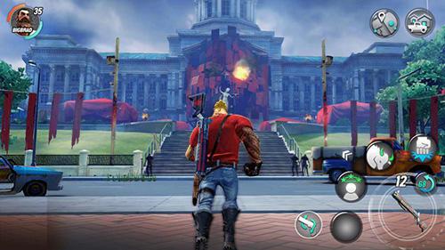 Screenshot Tote Rivalen: Zombie MMO auf dem iPhone