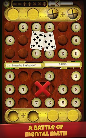 Rätselspiele The numbers machine auf Deutsch