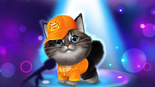 截图Happy kitties在iPhone