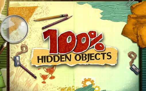 100% Hidden objects Screenshot