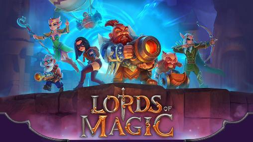 Lords of magic: Fantasy war icon
