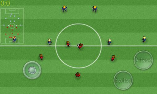 Sport Cheery soccer für das Smartphone