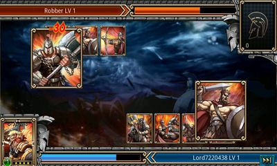 Spartan Wars Empire of Honor screenshot 1