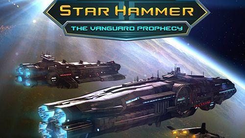logo Sternenhammer: Die Vanguard Prophezeiung