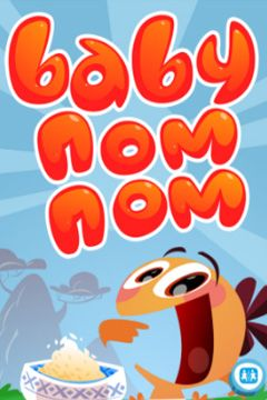 logo Baby Nom Nom