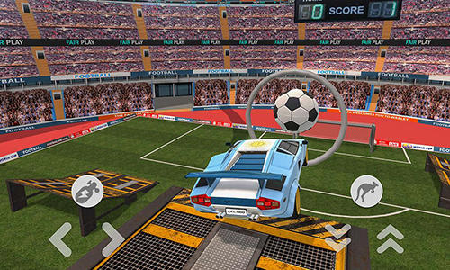 Car football 2018 for Android