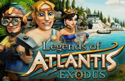 logo Legends of Atlantis: Exodus