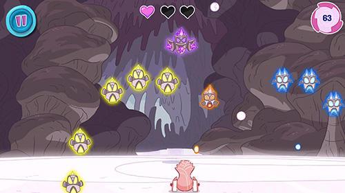Dreamland arcade: Steven universe Screenshot