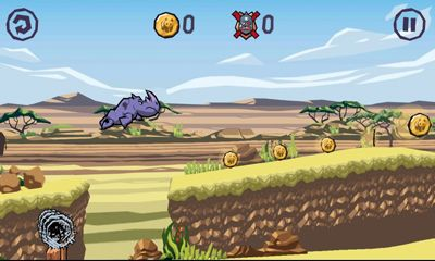 WWF Rhino Raid für Android