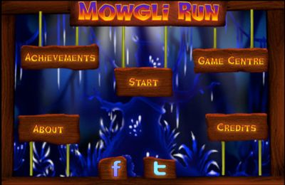 L'Escapade de Mowgly en russe