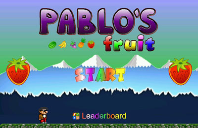 Screenshot Pablo's Fruit on iPhone
