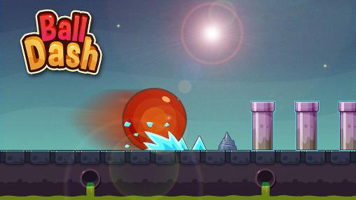 Rolling bounce: Ball dash icône