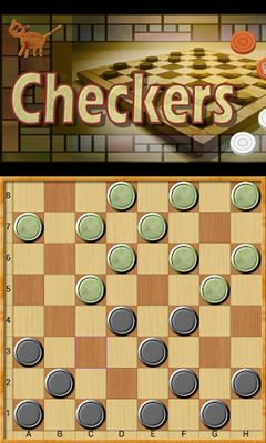 Checkers Pro V Screenshot