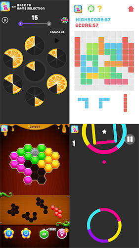 Arcadox: Game box for Android