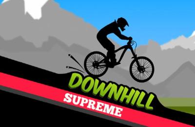 логотип Высокогорный спуск