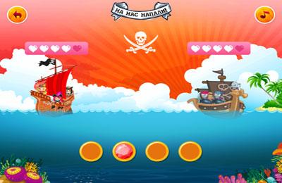 Arcade-Spiele: Lade Piratenmärchen auf dein Handy herunter