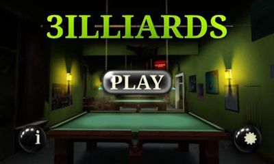 3D Pool game - 3ILLIARDS capture d'écran 1