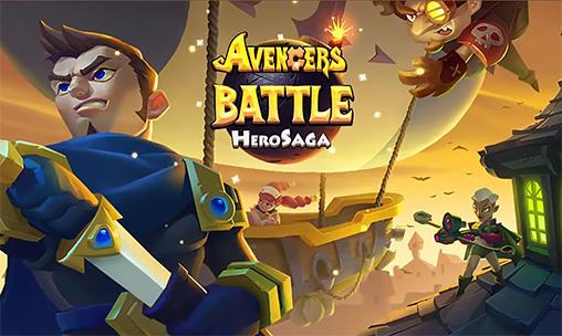 Avengers battle: Hero saga Symbol