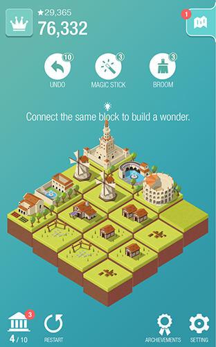Logikspiele Age of 2048 für das Smartphone