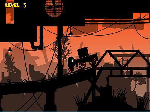 Screenshot I wheel box on iPhone