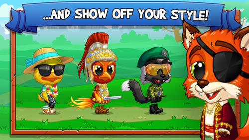 Fun run arena: Multiplayer race Screenshot