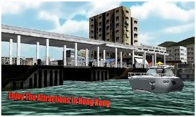 Simuladores Vessel Self Driving (HK Ship) para teléfono inteligente