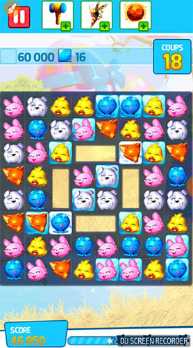 Android spiele Puzzle pets: Popping fun!
