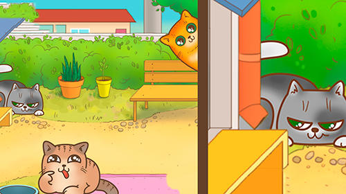 Cats house для Android