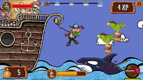 Rope pirate escape auf Deutsch