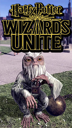 Harry Potter: Wizards unite скриншот 1