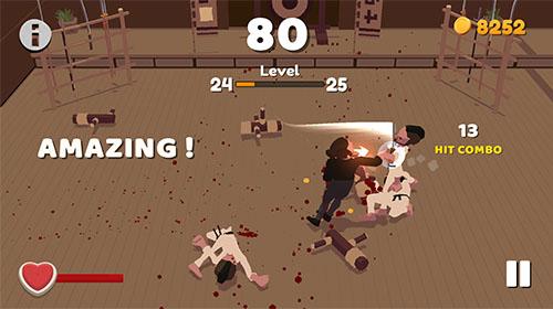 Brutal beatdown captura de pantalla 1