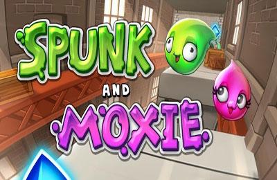 logo Spunk and Moxie