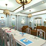 Escape a tea salon Symbol