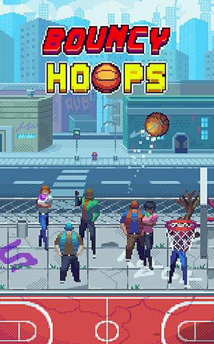 logo Bouncy Hoops