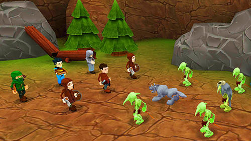 Clash of might and magic screenshot 3