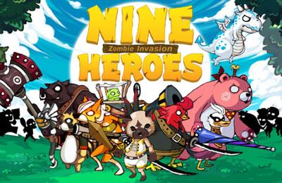 logo 9 Heróis