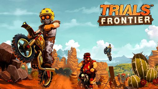 Trials frontier captura de pantalla 1