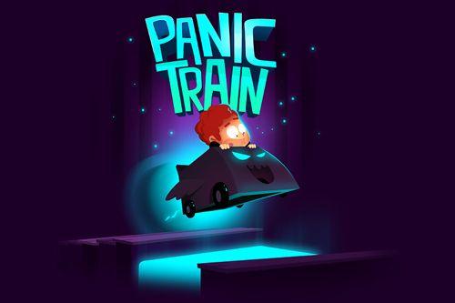 logo Panic train
