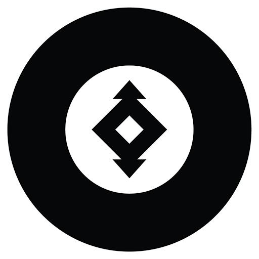 OVIVO - Black and White Platformer Gameіконка