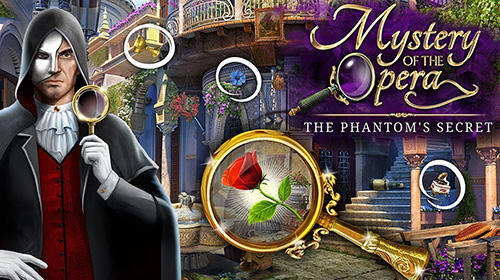 Mystery of the opera: The phantom secrets Screenshot