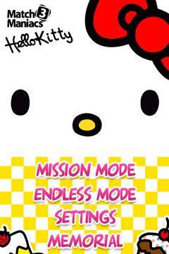 logo Hello Kitty: 3 en rang