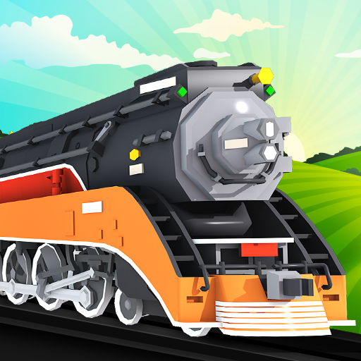 Train Collector: Idle Tycoon icono