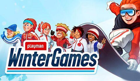 logo Playman: Winterspiele
