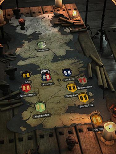 Online Game of thrones: Conquest für das Smartphone