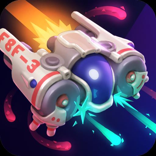 Neonverse Invaders Shoot 'Em Up: Galaxy Shooter Symbol