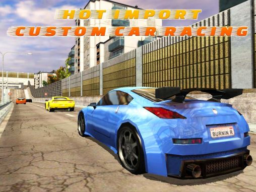 Hot import: Custom car racing Screenshot