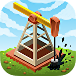 Oil tycoon: Idle clicker game Symbol