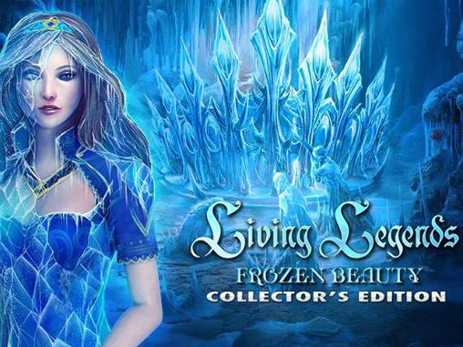 Living legends: Frozen beauty. Collector's edition Screenshot