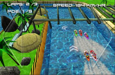 Racing games: download Boat Rush ( 3D Racing Games ) to your phone