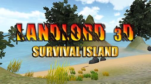 Landlord 3D: Survival island Screenshot